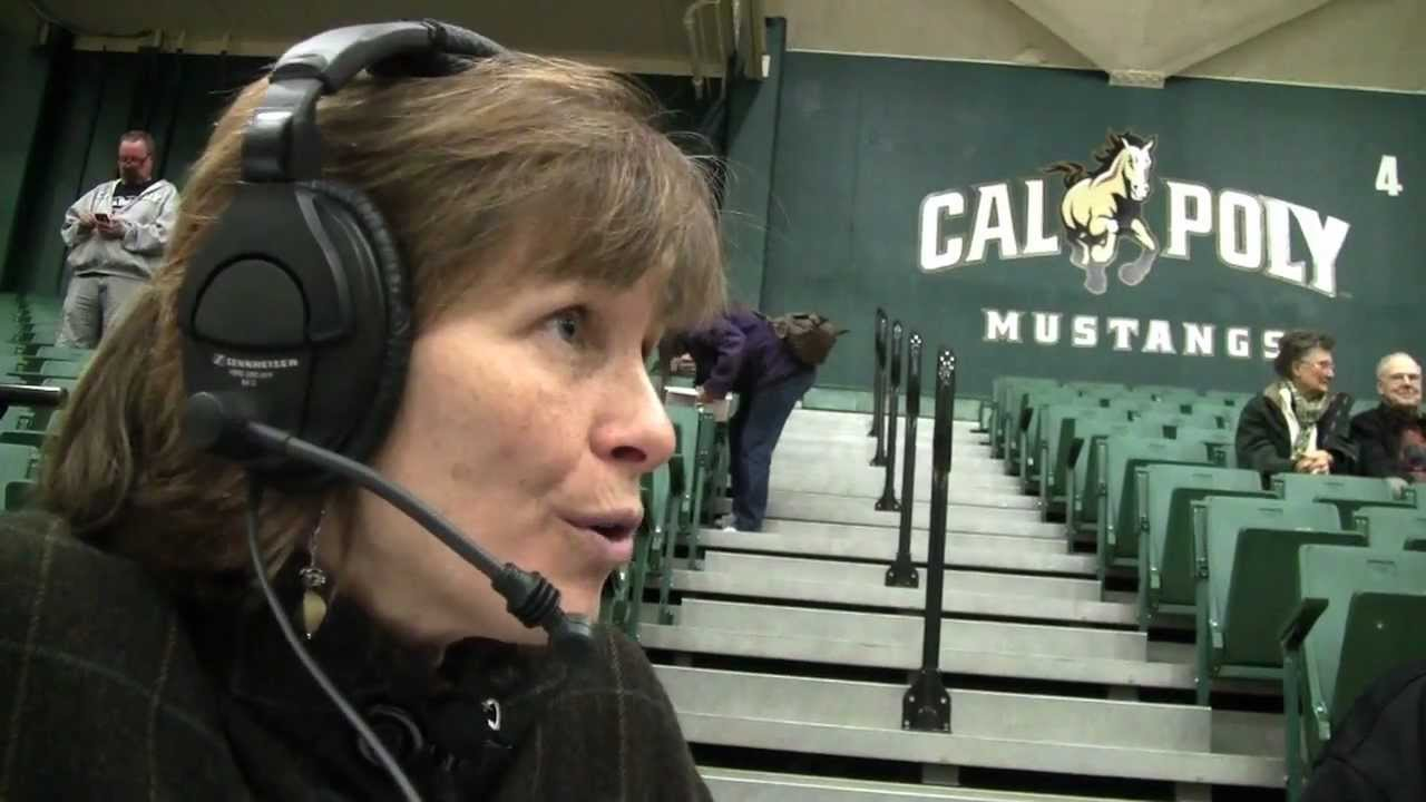 Cal Poly versus UC Irvine-Post Game Interview with Faith Mimnaugh (March 7, 2013)