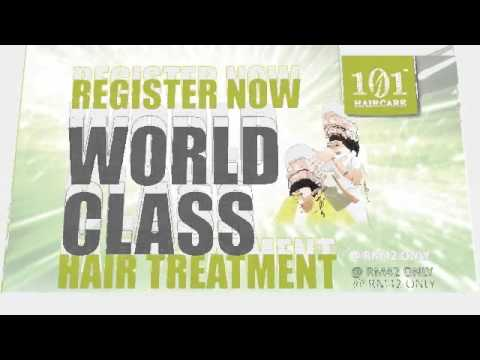 101 Hair Care 42 Anniversary