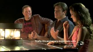 'Firefly: Browncoats Unite' Preview: Nathan Fillion Recalls His Mal Reynolds Audition