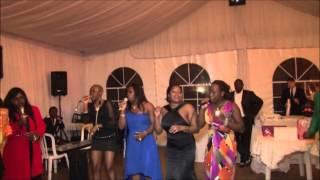 """""""Tchokolo"""" du groupe Xmaleya repris par la chorale EPRC de Lyon au mariage de Belle & Didier"""