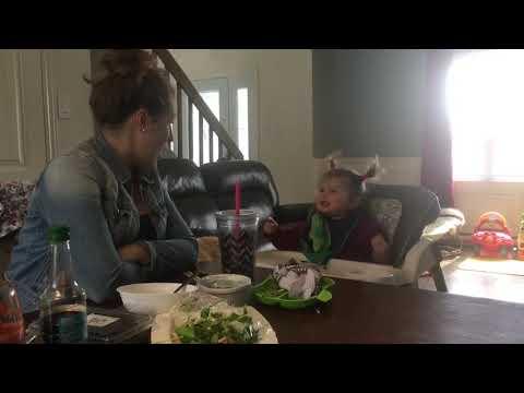 Eric Hunter - Cute Baby Girl Wants Mama's Kisses