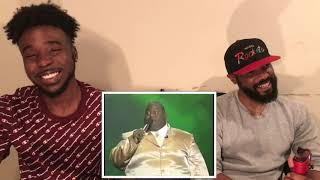 Lavell Crawford - CRACK Reaction