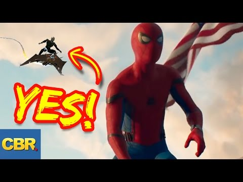 Thumbnail: 10 Spiderman Moments That NEED To Be In The MCU Movies