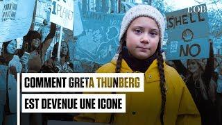 Greta Thunberg, symbole de la jeunesse qui se bat pour le climat