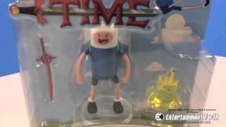 Adventure Time 3-inch Action Figure & Accessory 2-pack Case