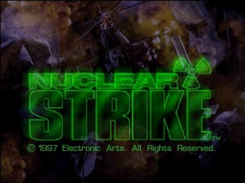 PSX Longplay [302] Nuclear Strike