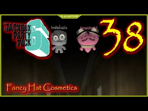 Fancy Cosmetics Jackbox Party Pack 6 Twitch Vod Episode 38 #Jackboxpartypack6 |