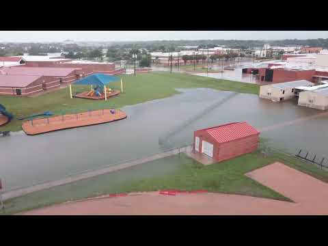 Shadow creek, Pearland Texas, Hurricane Harvey.