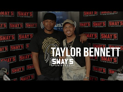 Taylor Bennett Raw Interview: Gets Emotional and Dedicates Song to Brother Chance The Rapper