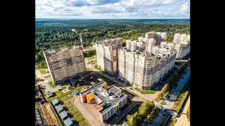 город Пушкино Московской области