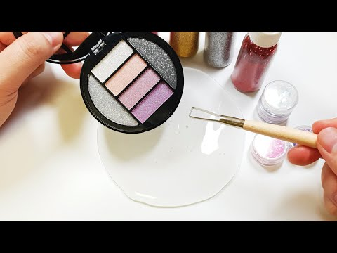 Slime Coloring With Makeup Mixing Compilation. Most Satisfying Slime Videos #6 | ISlime ASMR