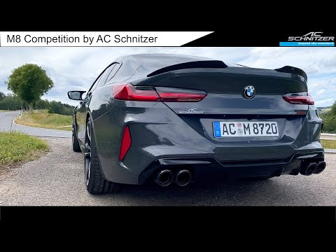M8 Competition by AC Schnitzer