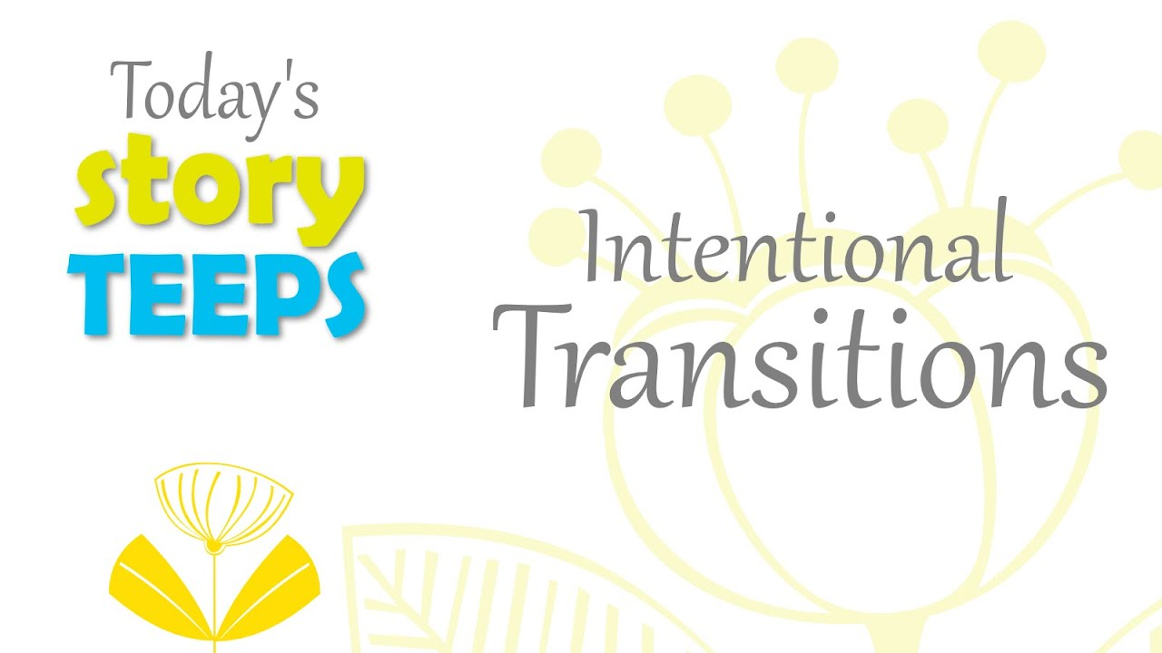 Intentional and Active Transitions