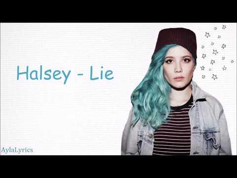 Halsey Ft. Quavo - Lie (Lyrics)
