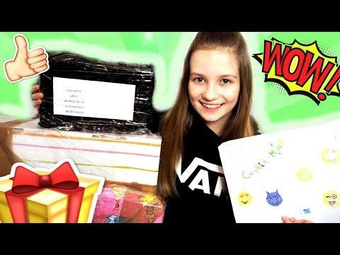 #6 FAN MAIL Paczki i listy od widzów :)  ❤ CookieMint