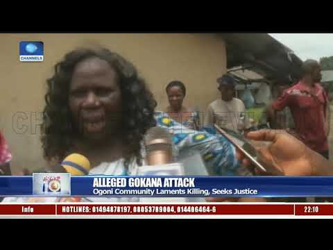 Gokana Attack: Ogoni Community Laments Killing, Seeks Justice