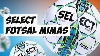 видео футзальный мяч Select Futsal Mimas