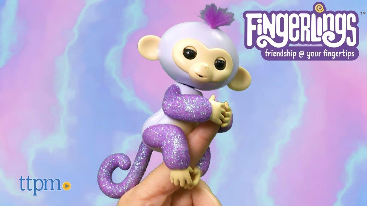 Finger Monkey Toy Youtube