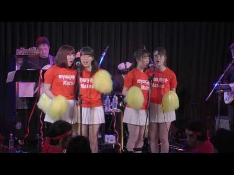 アラカンアイドルmyunとyayo~+Sisters「青春シリーズ2曲メドレー」