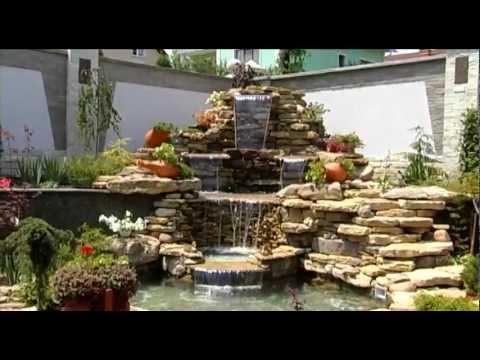 видео: Фонтаны,водопады natural-r