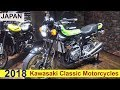 The 2018 Kawasaki Z900 Classic Motorcycles - Show Room JAPAN