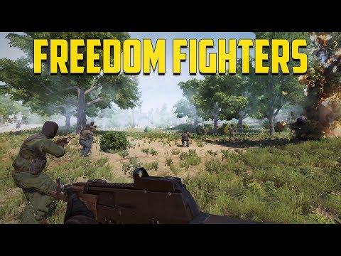 Freeman Guerilla Warfare - Freedom Fighters
