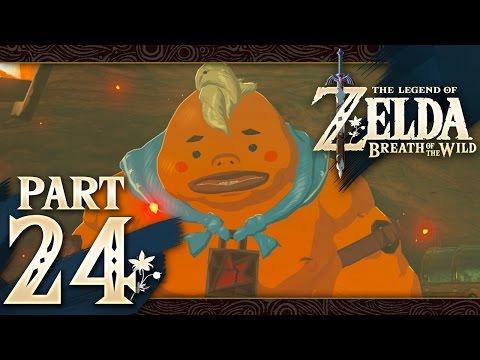 The Legend of Zelda: Breath of the Wild - Part 24 - Death Mountain