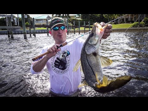 Soap Fish {Catch Clean Cook} Sweet N' Sour Snook Fillet