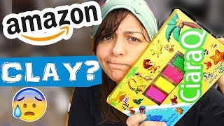 STICKY! DON'T BUY? 7 REASONS Amazon CiaraQ Polymer Clay is NOT worth it SaltEcrafter #3