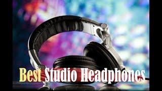 Video Best Cheap Studio Headphones under 100 Dollars | Top 5 Studio Headphones 2017 download MP3, 3GP, MP4, WEBM, AVI, FLV Juli 2018