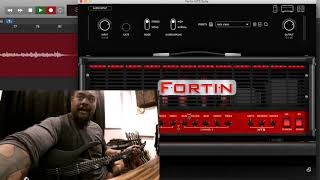 Testing out Devin Townsend Signature Fluence Pickups /Solar Guitars/Neural DSP
