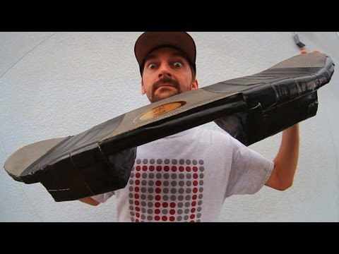 ULTIMATE CARPET BOARD! | YOU MAKE IT WE SKATE IT EP 4