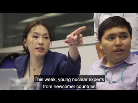 IAEA Trains Young Experts on Nuclear Power Implementation