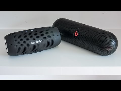 Infinity One Vs. Beats Pill XL - Sound Comparison