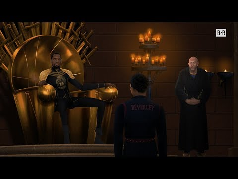Kevin Durant Holds Court Over His Free Agency  | Game Of Zones S6E8 (FINALE)
