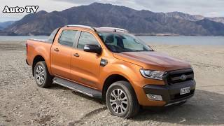 Ford Ranger Gets Into DEEP WATER  & OFFROAD- THE MOST POWERFUL PICKUP TRUCK !