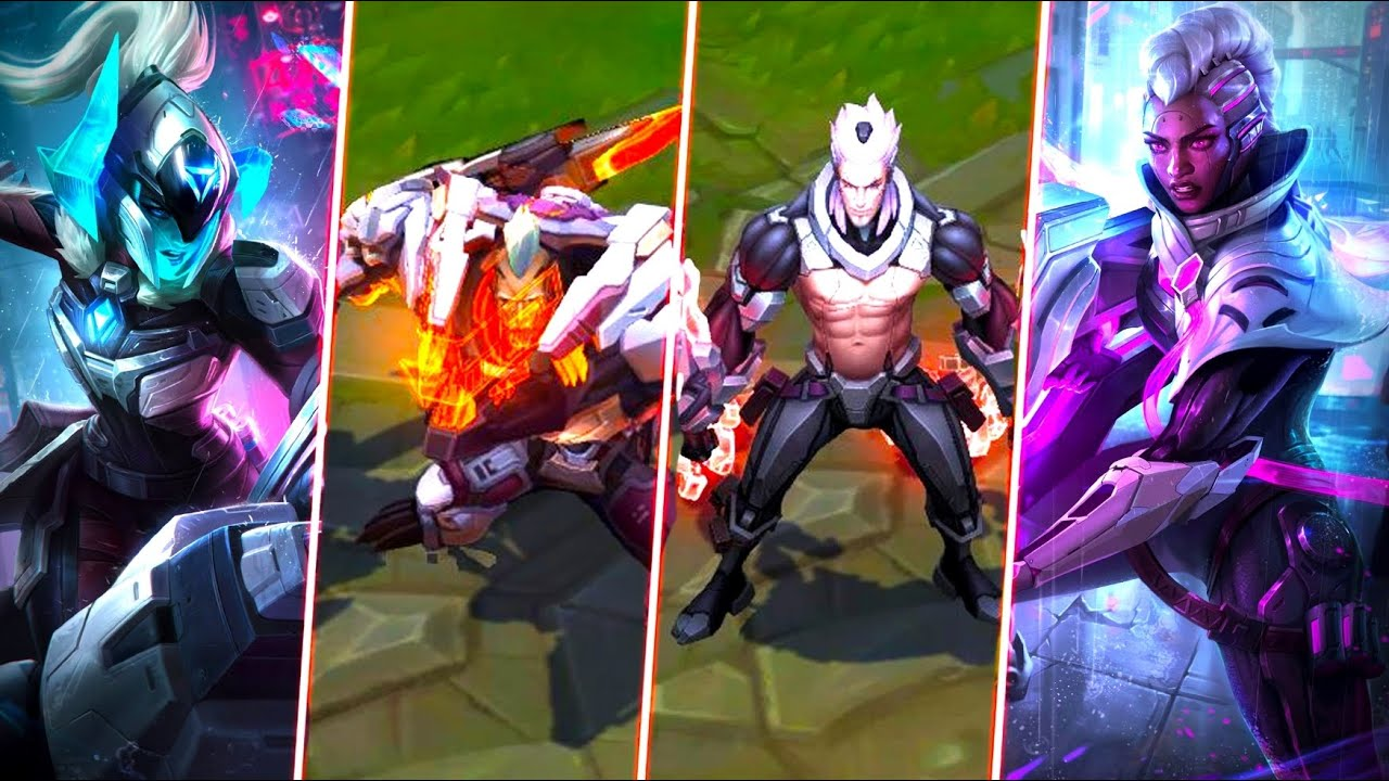 New Project Skins