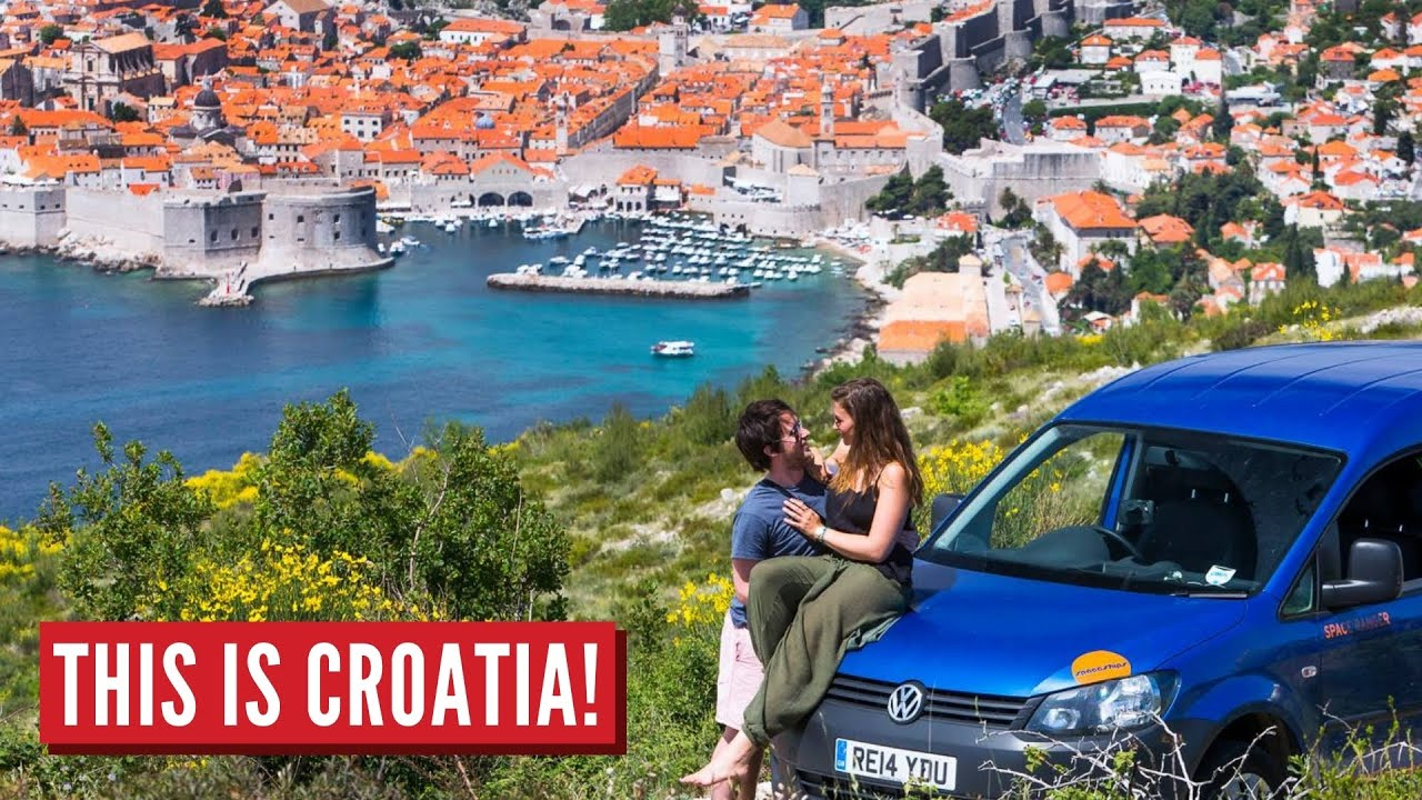 Epic Dubrovnik Road Trip | Europe Van Life | First Impressions of Croatia |  Ep 3