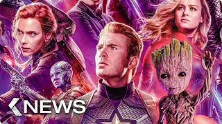 The Flash, Avengers: Endgame, Guardians of the Galaxy 3... KinoCheck News