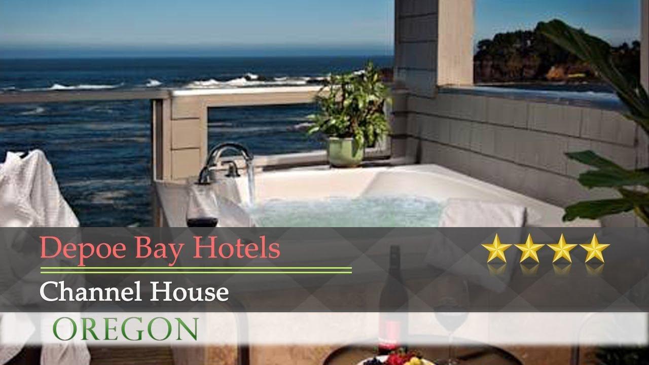 Channel House Depoe Bay Hotels Oregon