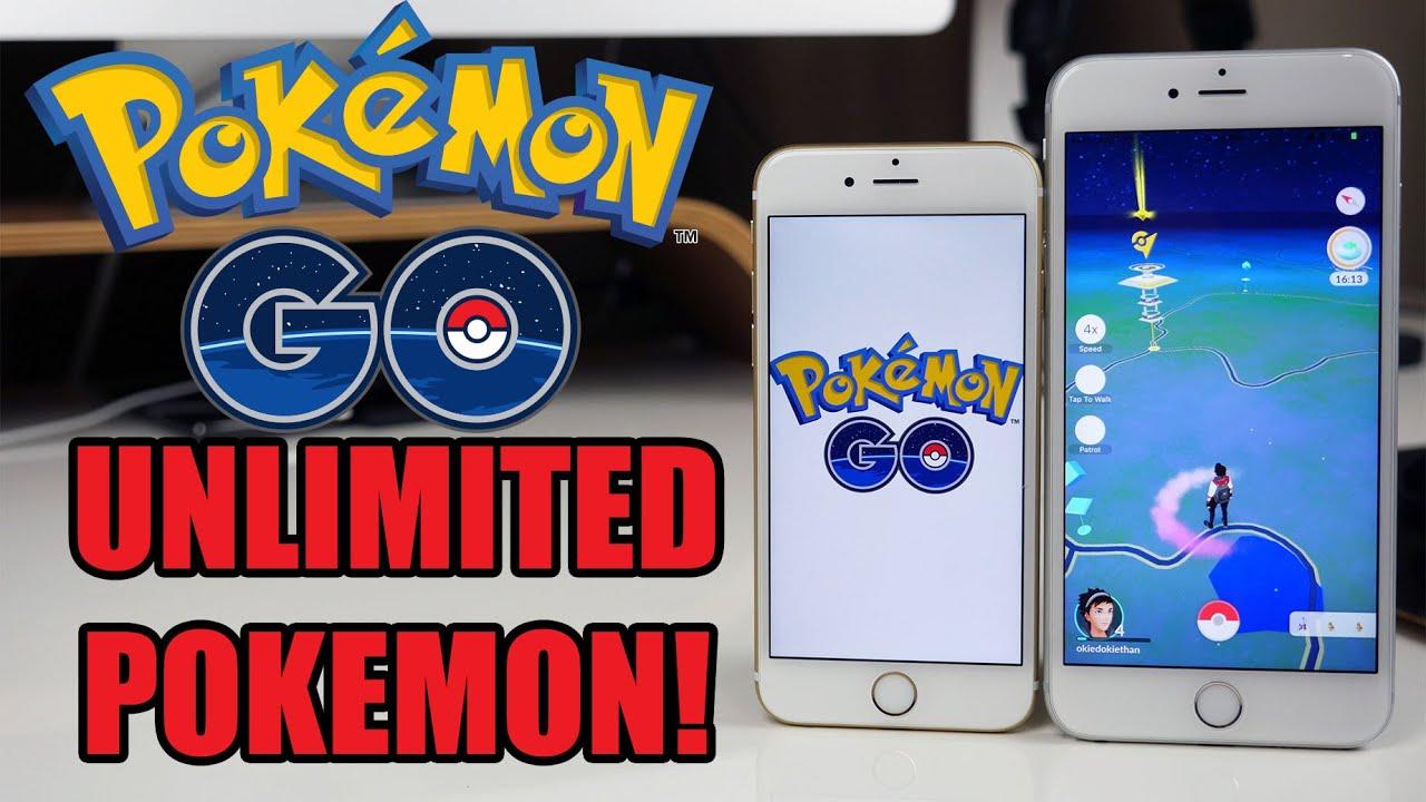 POKEMON GO HACKS! UNLIMITED POKEMON - iOS & ANDROID - YouTube