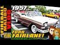1957 #FORD FAIRLANE 500 - FMV358
