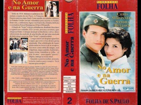 Trailer do filme No Amor e na Guerra
