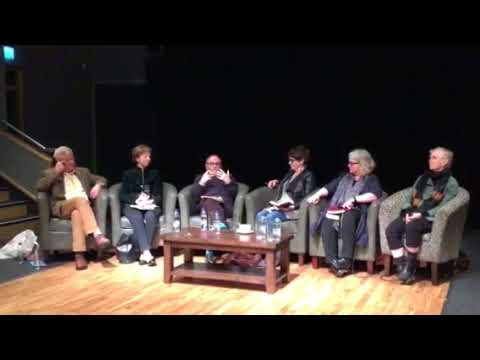 The Language of Consciousness panel of discussions at Seamus Heaney HomePlace