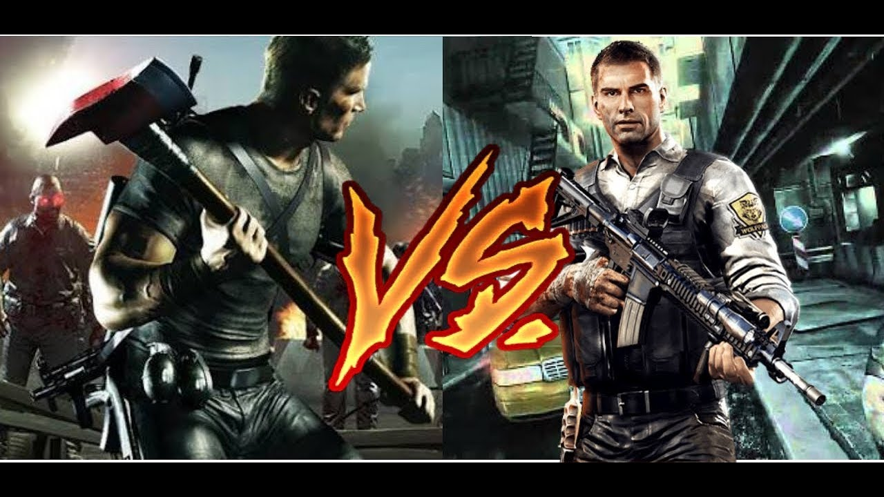 Dead Trigger 2 Vs Unkilled X Raptor Yt Youtube