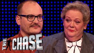 The Chase | Sandy's Spectacular Solo Final Chase With The Governess