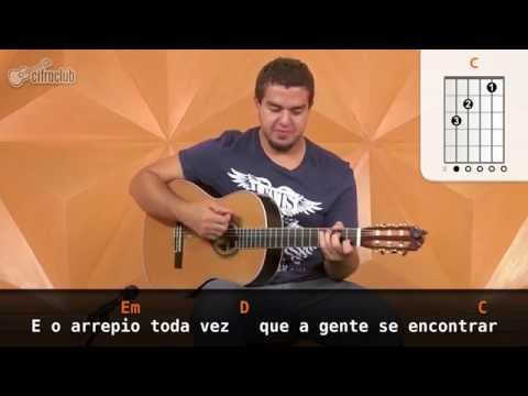 A Hora É Agora - Jorge e Mateus (aula de violão simplificada)