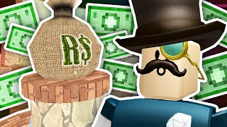 BANK OWNER MILLIONAIRES?! | Roblox