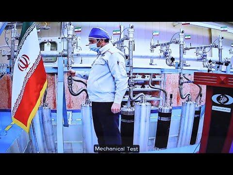 النووي الإيراني: طهران تعتزم رفع نسبة تخصيب اليورانيوم إلى 60% بعد هجوم نطنز  - نشر قبل 1 ساعة
