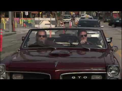 Touring Los Angeles With Jeff Bridges
